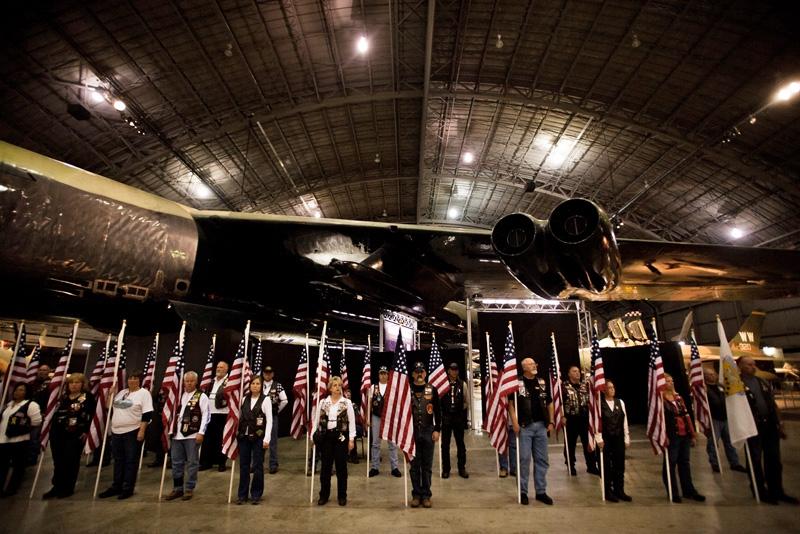 Doolittle Raiders final salute