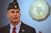 The Sons of The American Legion USAA executive influenced by Legion in his youth