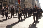 The Sons of The American Legion NYC parade beckons Legionnaires to march