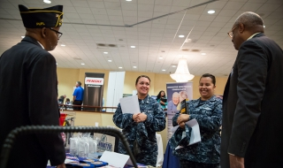 Career fair, employment events set for national convention