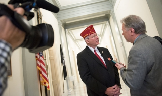 "National Commander: ""Veterans have waited long enough."""
