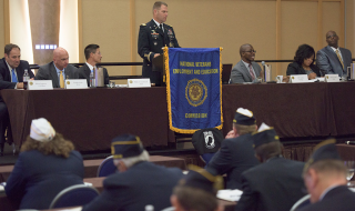 Legionnaires learn ways to help transitioning servicemembers