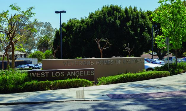 West Los Angeles VA finally returning to homeless mission