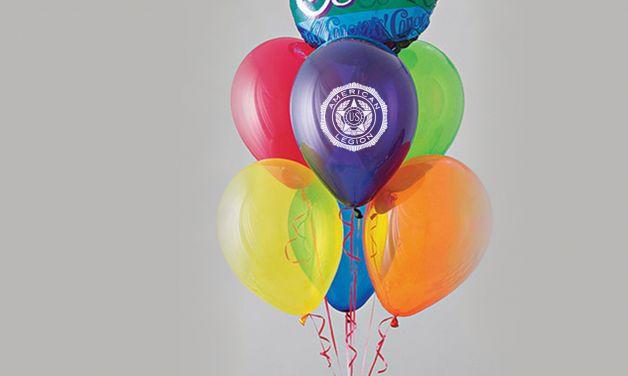 Legion's 96th birthday is March 15