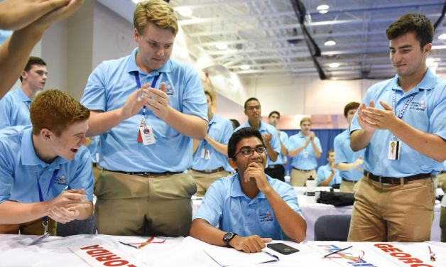 Boys Nation election one for the history books
