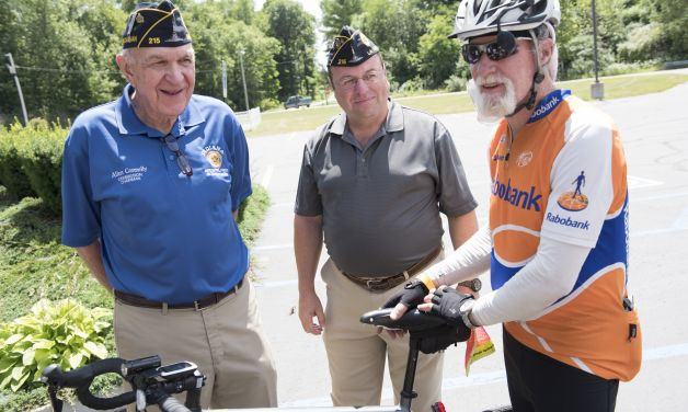 Scouts' cross-country bike ride nets $11,000 for OCW