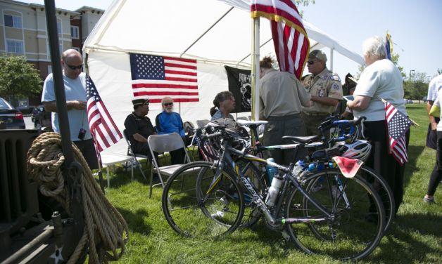 Bike Trip America arrives in New York City