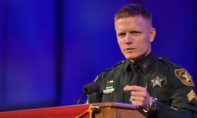 Florida deputy sheriff is Law Enforcement Officer of the Year
