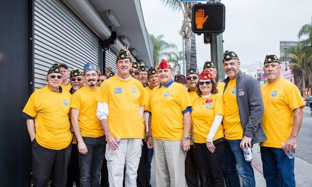 Hollywood Walk for Veterans
