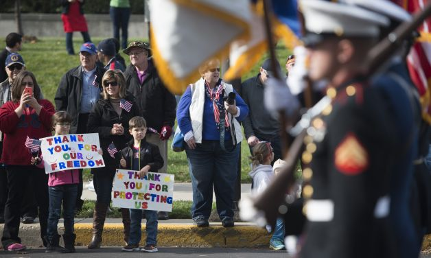 2015 Indianapolis Veterans Day Parade