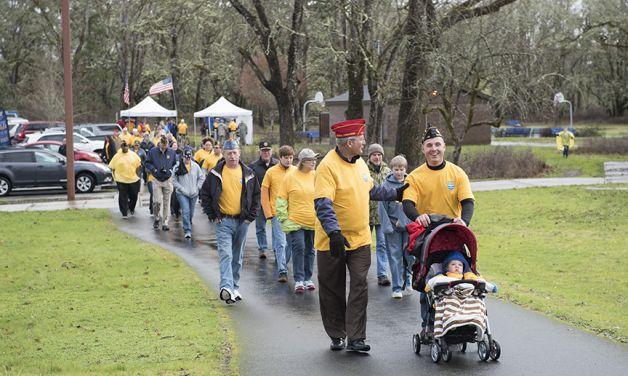 Washington families unite for awareness walk