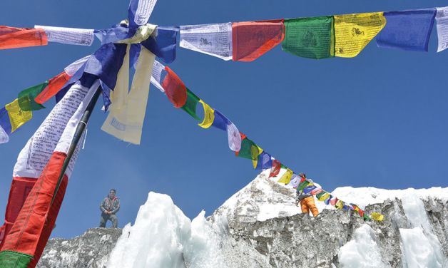 Summit for Soldiers reach Mount Everest