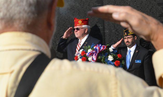 Veterans Day in Washington D.C.