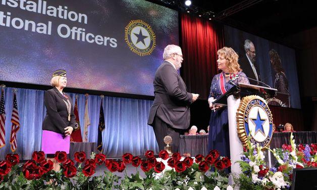 The American Legion a U S  Veterans Association