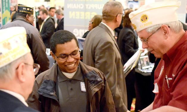 Job fairs unite veterans, opportunities