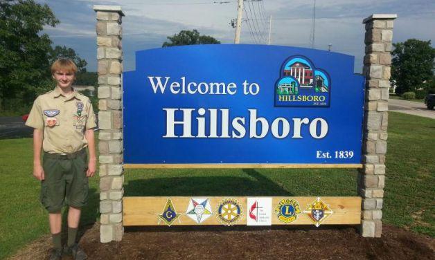 Welcome to Hillsboro, Mo.