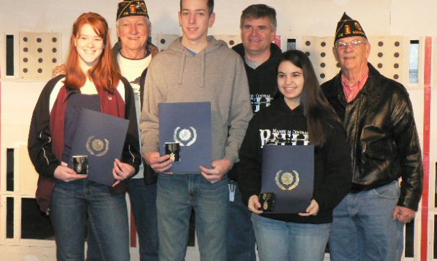 Rifle Marksmanship Awards
