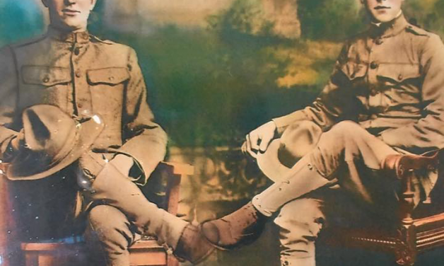 Blankenship brothers serve in WWI