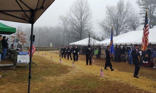 Paoli Battlefield Wreaths Across America
