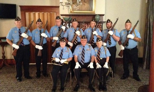 Post 19 honor guard conducts 700th funeral protocol