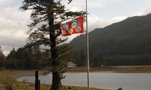 American Legion Prince of Wales Post 26 builds memorial