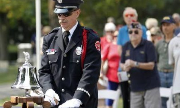9/11 20th anniversary commemoration and Patriot Day