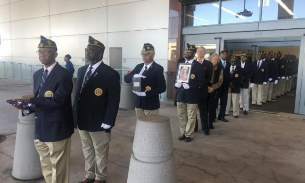 WWII soldier killed 75 years ago honored with special ceremony