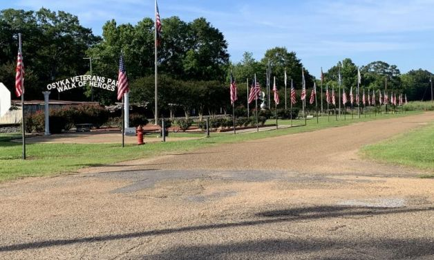 Osyka, Miss., Veterans Park