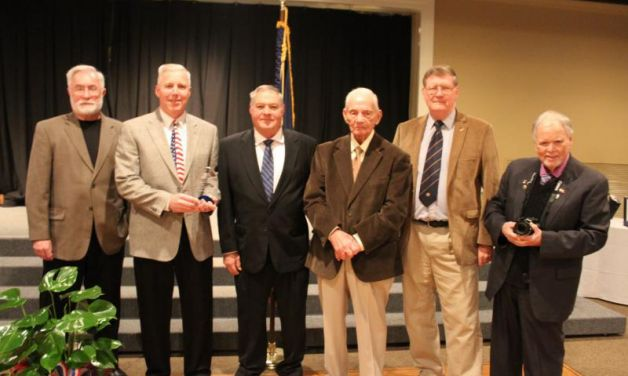 Zigler Legacy Award presented to American Legion Post 19