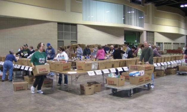 North Dakota post 'opens its heart' during Christmas