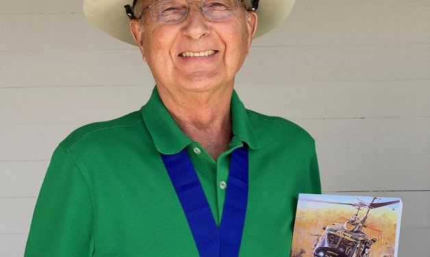 Legion member and author Rex Gooch awarded 2020 Independent Publishers Book Award