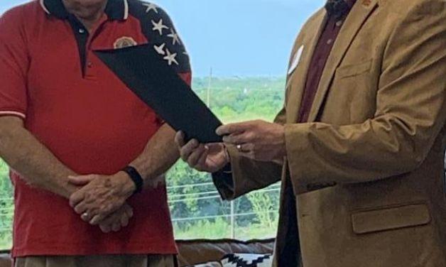 Community honors former Post 178 commander