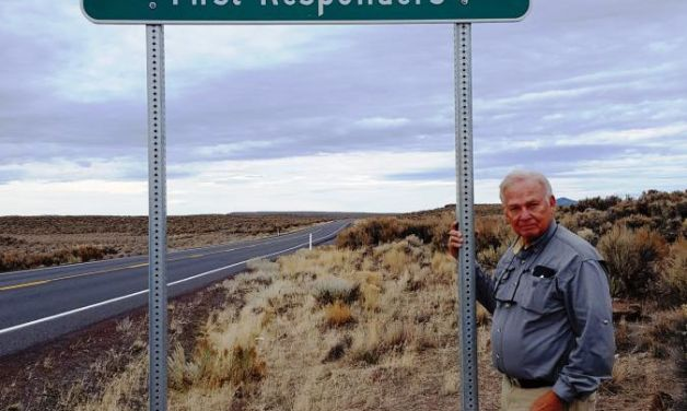 Oregon county honors veterans and first responders with new highway signs