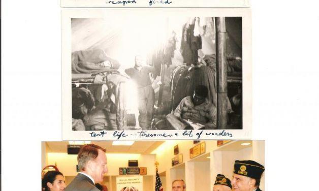Korean War experiences of James (Demetrios) C. Siotas - From War to War (Part 2)