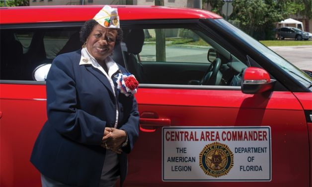 I Am The American Legion - Eunice Butts
