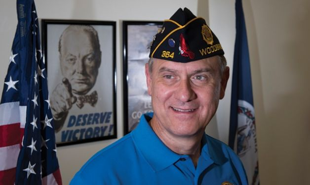 I Am The American Legion: Richard Anderson