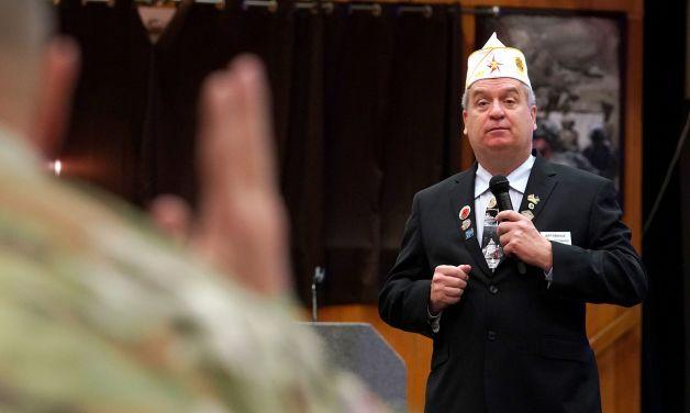 Texas Legion assists Fort Hood service members