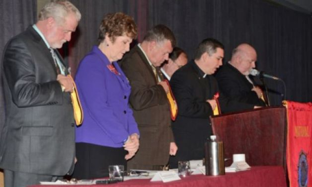 51st Annual Washington Conference Commander's Call