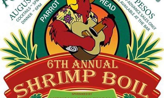 6th Annual Shrimp Bowl, 2014, Chapala Post 7