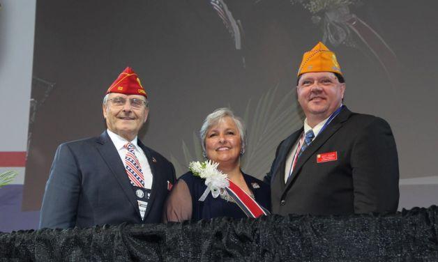 New Legion Family Leadership