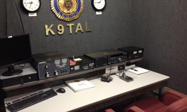 TALARC Radio Room gets upgrade