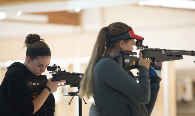 2016 Junior Shooting Sports Day 1