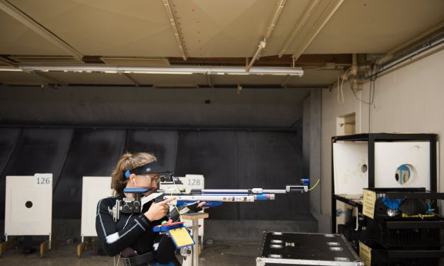 2016 Junior Air Rifle National Championships Day 2