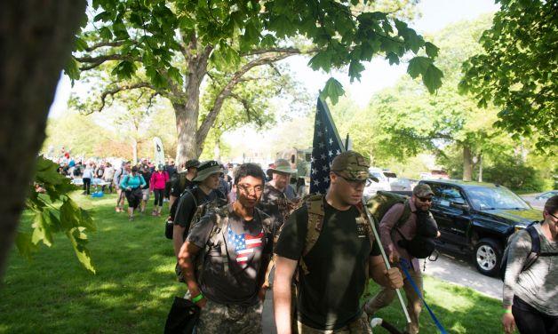 Chicago Veterans Ruck March
