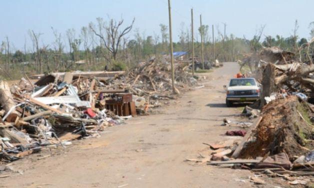 NEF funds assist devastated Alabama tornado victims