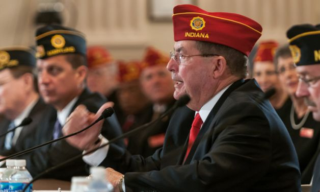Commander Koutz Testifies Before Congress