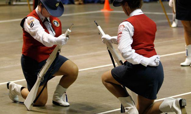 American Legion Color Guard Competition
