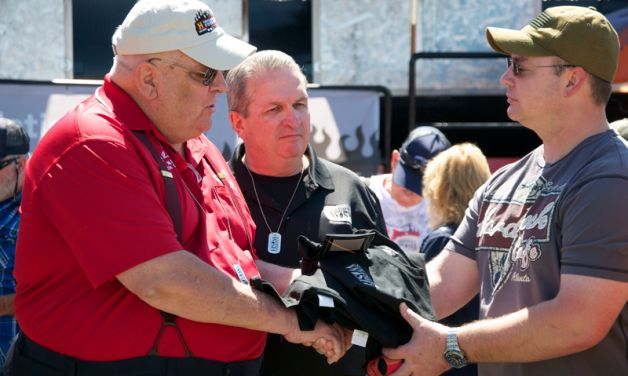 Salute & Service event at Charlotte Motor Speedway
