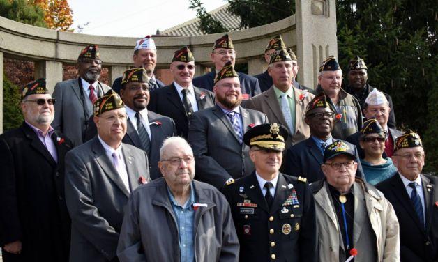 Post 38 marks Veterans Day