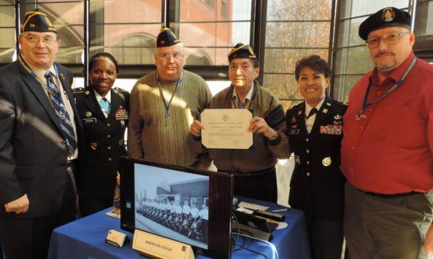 Post 38 at Retiree Appreciation Day